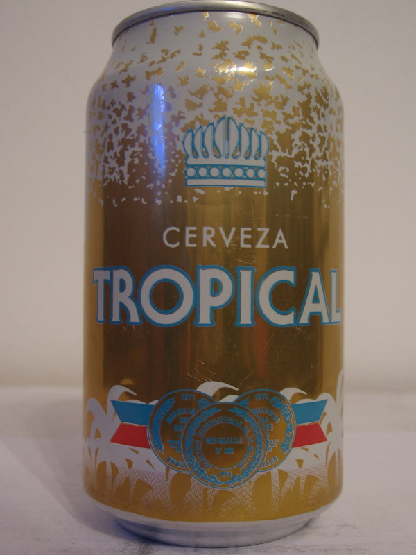 COSTARICA CERVEZA TROPICAL (AL can)