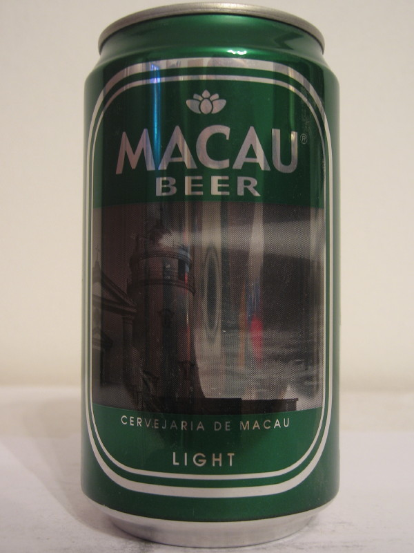MACAU MACAU BEER (AL can) (B/O)