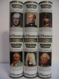 Wolters Pilsener complete set from GERMANY (50 cl)