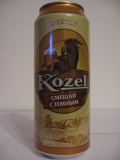 SVĚTLÝ Kozel (export for Russia)