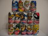 SUNTORY 14 cans set from Japan (35cl) (B/O)