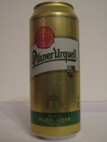 Pilsner Urquell (export for Russia)