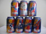 LABATT BLUE 7 cans set from CANADA (35cl)