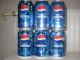 PEPSI COLA complete set from CZ (33 cl-B/O)