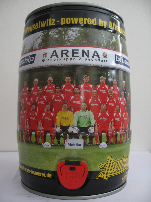 Altenburger football team 2009
